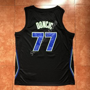 New Luka Doncic Top Basketball Jersey US Size XS-6XL Stitched Best Quality vest Jerseys Ncaa