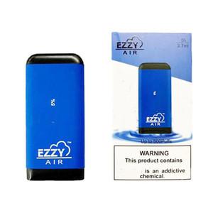 Newest EZZY AIR Disposable Empty Vape Pen 450mAh Battery 2.7ml Cartridge Vaporizer Vape Empty Pen 500 Puffs VS puff Bar puff flow