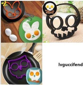 ENVÍO GRATIS a su umbral de dibujos animados tortilla creativa herramienta de huevo del desayuno de conejo huevo escalfado tortilla de huevo búho