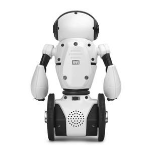 Freeshipping RC робот WLtoys F4 WIFI камера Интеллектуальный баланс Препятствие Избежание RC робота с камерой Мини RC робот игрушки Подарочные игрушки ГИФС