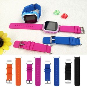 Wearable Devices Smart Accessories Kids Replacement Soft Silicone Wrist Band Watch Strap For Child's Smart Watch
