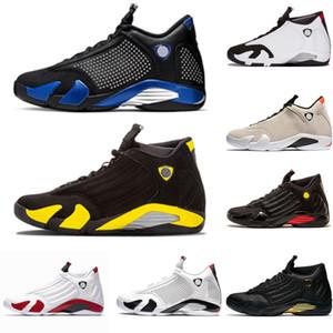 2020 yeni 14 basketbol ayakkabıları erkek spor ayakkabı altın kırık şeker kamışı son atış çöl Shara 14s ucuz yeni varış