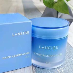 Piel durante la noche Máscara Cuidado nueva versión Laneige agua máscara para dormir 70 ml Corea Marca Hidratante