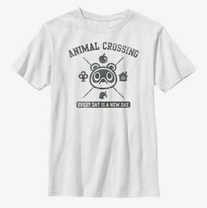 Animal Crossing Every Day T-Shirt White
