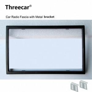 2 Din Car Radio Radio fascia pour la voiture 7018B 7010B 7200C 7652D 7010G 7018G Installation Garniture fascia Plaque Façade DVD Cadre 16uW #