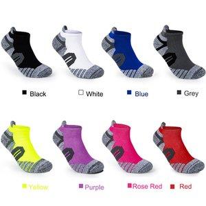 High Quality towel sock Trail Running Marathon Socks Blister Prevention Outdoor Sports Ankle Sock Men Women anti slip