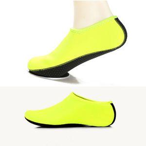 Scuba Diving Socks Underwater Shoes Aqua Surfing Socks Water Sport Wetsuit Swimming Pool Seaside Beach Anti-Scratch Non-Slip Fit