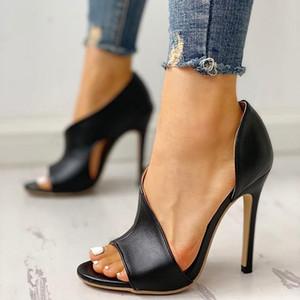 Горячие женщины насосов Новых ботинок Sexy Высоких каблуки дамы партия стилет Увеличители Женская черная Свадьба змейка печать пяток Zapatos