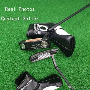 Putter Başörtüsü Real Resimleri Satıcıyla Satın 2adet + Yeni Üst Kalite TNP2 Golf Putter Çıkarılabilir Ağırlıklar DHL Kargo olsun