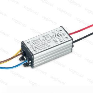 Lighting Transformers 300MA 8-12W 110V 220V Aluminum Waterproof IP65 Lighting Accessories For Downlight Bulb Spotlight EUB