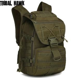 Assalto multifunzione Hunting Bag tattico dell'esercito zaino campeggio d'escursione esterno impermeabile Trekking Molle Bug Out Bag