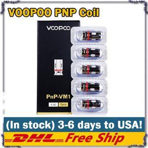VOOPOO VINCI VINCI R VINCI X Pod Vape Kit VOOPOO PnP Bobin PnP-VM1'i 0.3ohm Yedek Bobin Başkanı