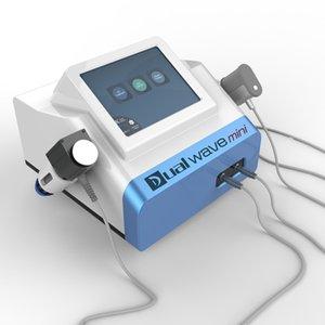 Çift kolları şok dalga tedavisi makinesi dışı şok omuz ağrı cellulide için tıbbi ekipman dalga azaltmak