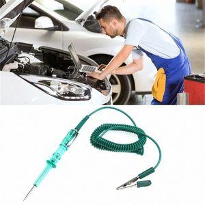 New Car Voltage Circuit Tester Diagnostic Tool For 6V 12V 24V DC System Probe Continuity Test Light IBwQ#