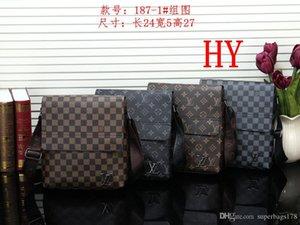 Acreditación HY 187-1 mejor alta calidad del precio de las señoras de bolso de mano individual del bolso del totalizador del hombro mochila cartera