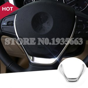 For BMW 1 Series F20 F21 Inner Steering Wheel Sequins Cover Trim 2012-2018 1pcs