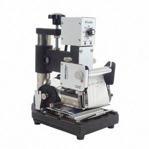 1 pz affrancatrice calda per la carta del PVC Stati Club Hot Foil Stamping Bronzing macchina WTJ-90A 32W1 #