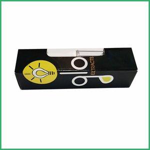 GLO Vape Cartridge Vaporize 1.0ml Vaporize atomizer electronic Cigarettes Atomizer vape pen cartridge atomizer empty Vape Ceramic Coil Cart