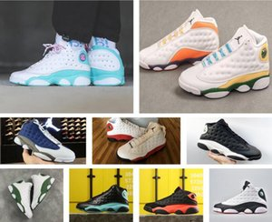 2020 Air mens Snakeskin NakeskinJordanRetro Basketball Shoes 13s He Got Game Concord 45 23 Ray PE 13 low Bred men sports sneaker t