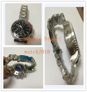 Relojes de pulsera de lujo populares Buscar Relojes de lujo 48mm VK Movimiento de cuarzo de acero de titanio pulsera de hombres de la moda automática