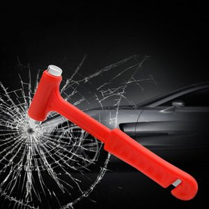 Sedile Breaker Belt Cutter Glass Window Auto Hammer Rescue strumento Mini Safety Car Life Saving di fuga di emergenza del martello 6DW0 #