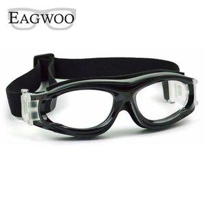 Eagwoo Crianças Basketball Goggle Futebol Óculos Voleibol Ténis Proteção Eyewear Anti Impacto Ourdoor Sports Goggle