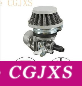 Carb carburatore W / filtro dell'aria per 47cc 49cc Two Stroke Engine motociclo ATV Dirt Po