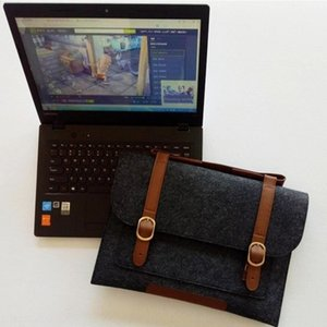 nch8H Straight multicolor wear-resistant computer felt bagtablet PC Protective Case Tablet PC protective cover can be added with special pri