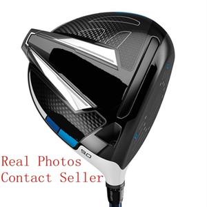 Livre Taylor' Golf Club driver No.1 T novo madeira Golf motorista Real Fotos dos homens de madeira Contactar vendedor
