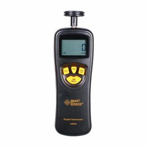 Цифровой дисплей Измерение High Precision Laser тахометр с Тип контакта Shimar AR-925 Тахометр CJ1i #