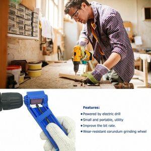 2-12.5mm Portable Drill Bit Sharpener Corundum Grinding Wheel Grinding Drill Machine Twist Electric Machine ELrb#