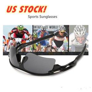 Cycling Sun Glasses Outdoor Sports Bicycle Glasses Men Women Bike Sunglasses Goggles Eyewear UV400 Polarized Cool Mountain Biking Fishing