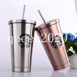 2020new de Starbucks acero inoxidable ventosa diosa Copa de aislamiento creativo de la taza de café DHL PH0236