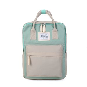 donne multifunzionali ABER zaino moda giovanile stile coreano schoolbags borsa a tracolla zaino portatile per ragazze adolescente ragazzi di viaggio