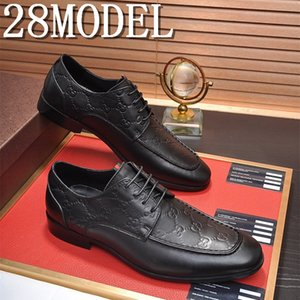 Men pu Leather Shoes Low Heel Fringe Shoes Dress Shoe Brogue Shoes Spring Ankle Boots Vintage Classic Male Casual