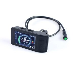 Bafang Mini Color Display 500C For 8fun BBS01 BBS02 BBSHD Mid Crank Motor Conversion Kit eBike Speedometer Controller