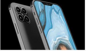 telefone Android 6.7 polegadas Goophone 12 Pro Max Rosto ID 4 câmera de caso mostram 256GB 512GB LTE 5G designer de telefone