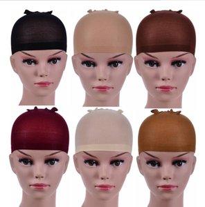 Упругие парик шапки высокого качества Эластичный нейлон парик шапки чулок шапки для париков парик Cap для женщин и мужчин