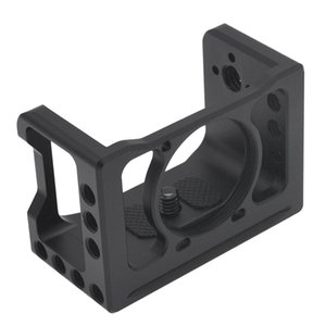 Cage caméra reflex numérique en aluminium pour Sony RX0 II