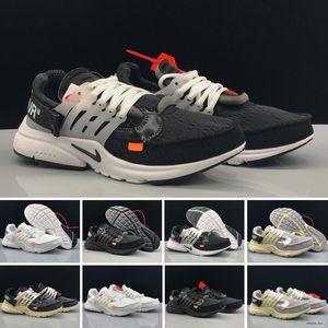 Hot Sell 2020 New Men Presto Shoes Cheap Ultra BR TP QS Brown Black White Prestos V2 X Sports Shoes Air Cushion Women Trainer Sneakers sh