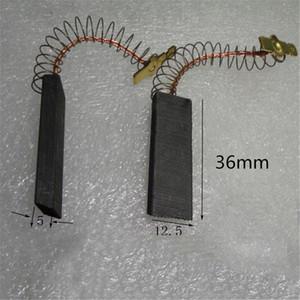 보쉬 / NEFF / 지멘스 세탁기 교체 36x12.5x5의 mm 모터 탄소 부순에 대한 힙 세탁기 부품 2 개 모터 카본 브러쉬 ...