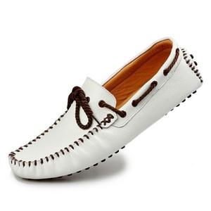 Zeguuer Marca Moda Masculina plus-size Condução Calçado Casual deslizamento-on Masculino Mocassins Sapatos casuais Comfy Lazer Loafers Scarpe