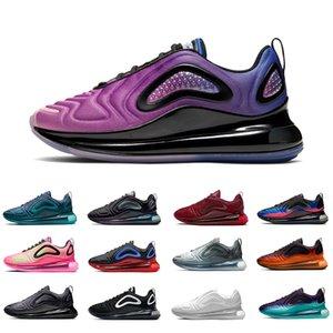 nike Air Max 270 airmax 270 shoes baratos Formação Esportes Ao Ar Livre Dos Homens Formadores Zapatos Sneakers Domingo De Páscoa Confortável macio Respirável Preto Bege Casuais