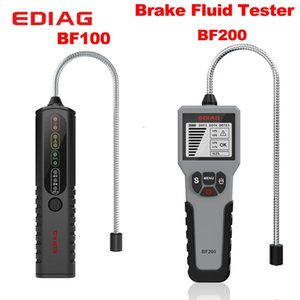 EDIAG Brake Fluid Tester automotive engine scan car oil test tool Check Penls LED Support DOT3 4 5.1 pk 23B