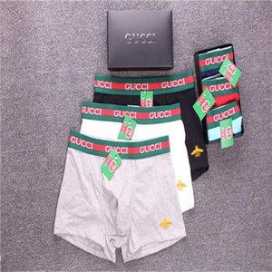 Mens Sexy Underwear Shorts Cuecas Carta bolsa macia Briefs Calcinhas Men Underwear Briefs Mens malha masculina Calcinhas