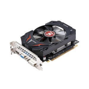 Veineda desktop placas gráficas R7 350 2GB GDDR5 GPU 128Bit Independent Video Game cartão R7-350 para jogos ATI Radeon