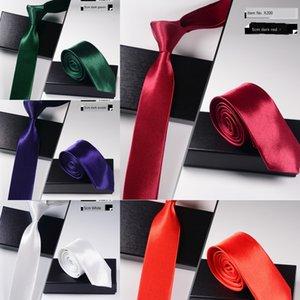 Komşu erkekler iş resmi kravat damat düğün Kore tarzı Komşu siyah kravat iş kariyer gümüş grisi Siyah