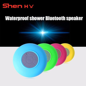 Mini Portable Bluetooth Speakers Shower Waterproof Wireless Subwoofer With Mic For iPhone Handsfree Car Speaker MP3 Music Player