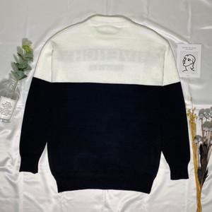 Moda otoño invierno hombres suéter hombres mujeres cuello redondo manga larga con capucha sudaderas suéter casual ropa suéter s-2xl