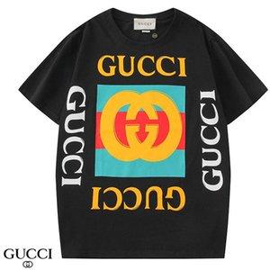 20SS Christian Mens T Shirt for Men Paris LOGO Fashion Designer T-shirt France Brand Street Short Sleeve luxury Shirts S-XXL